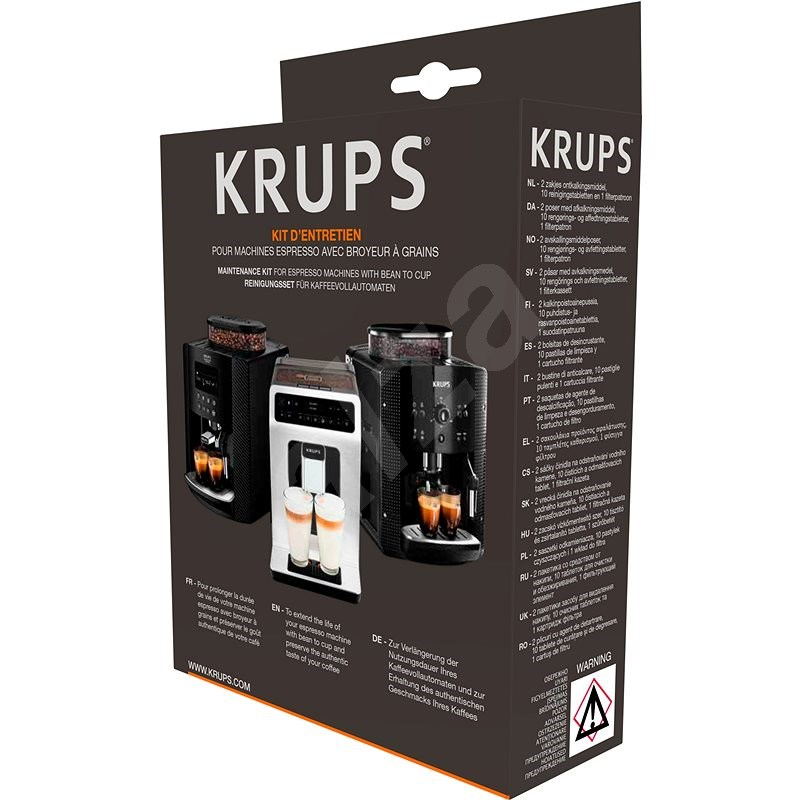 Krups XS530010 - Cleaning Kit