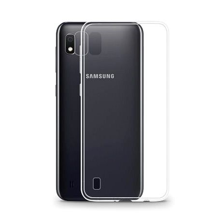 Lenuo Transparent for Samsung Galaxy A10 - Mobile Case