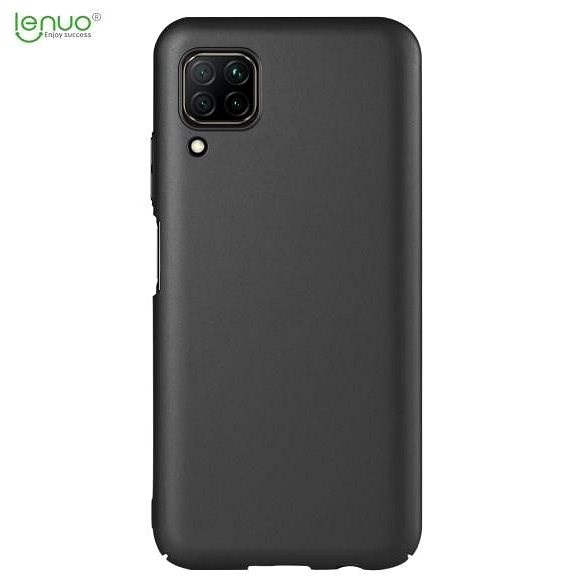 Lenuo Leshield for Huawei P40 Lite, Black - Mobile Case