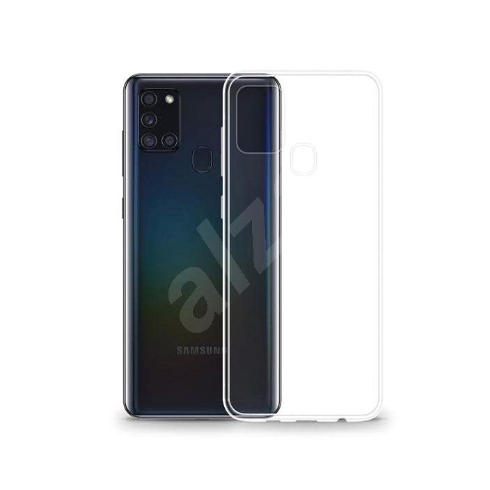 Lenuo Transparent for Samsung Galaxy A21s - Mobile Case