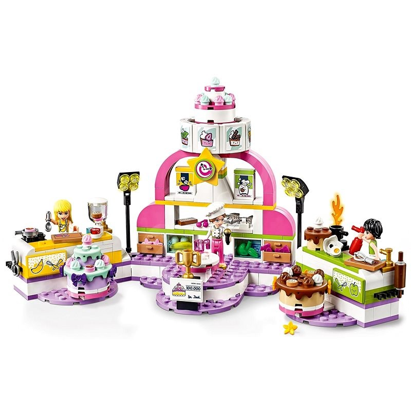 LEGO Friends 41393 Baking Competition - LEGO Building Kit
