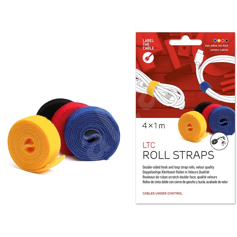 LABEL THE CABLE 1230 ROLLS mx - Cable Organiser