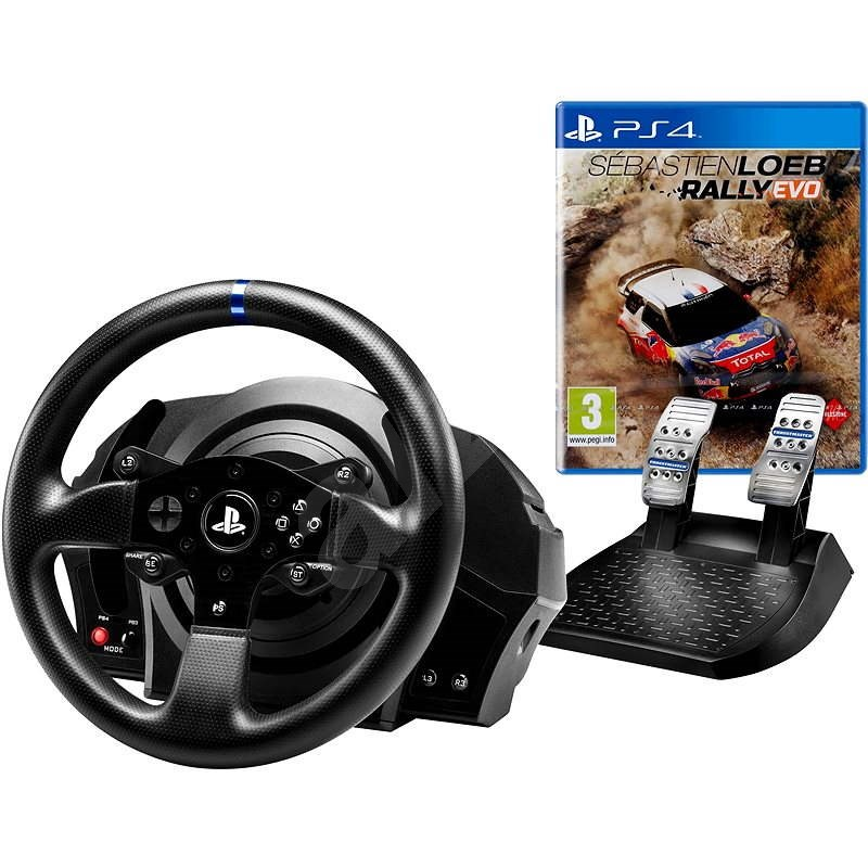 Thrustmaster T300 RS Rally Pack - Steering Wheel