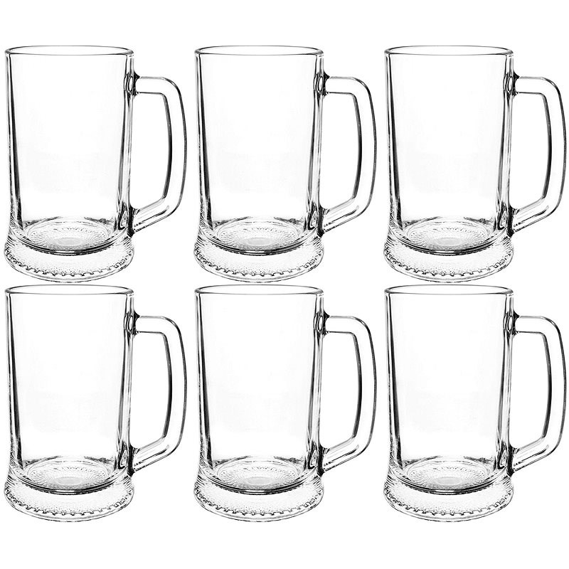 Arcoroc Dresden beer glass clear 33 cl 6 pcs - Beer Glass
