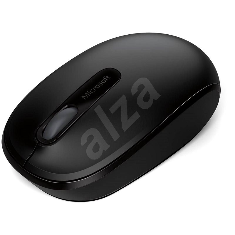 Microsoft Wireless Mobile Mouse 1850 Black - Mouse