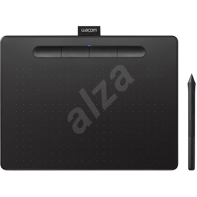 Wacom Intuos M Bluetooth in Black - Graphics Tablet