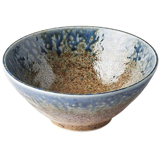Made In Japan Udon Bowl Earth & Sky 20cm 900ml - Bowl