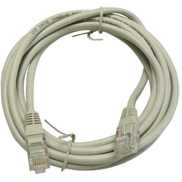 OEM CAT5E UTP grey 3m - Network Cable