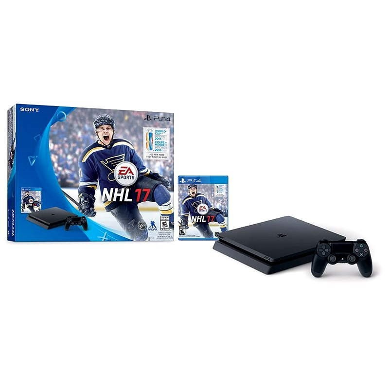 PS4 - NHL 17 - Game Console