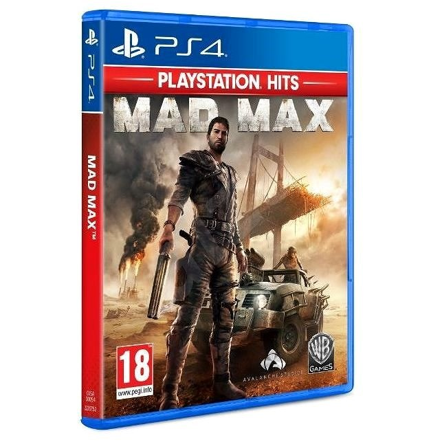 Mad Max - PS4 - Console Game