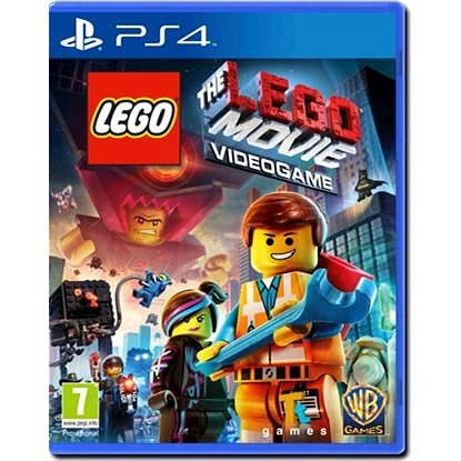 LEGO Movie Videogame - PS4 - Console Game