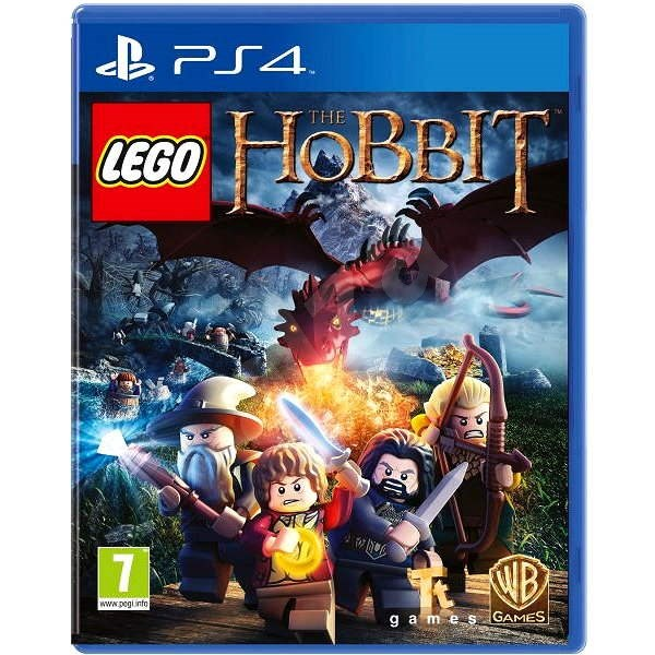 LEGO The Hobbit - PS4 - Console Game