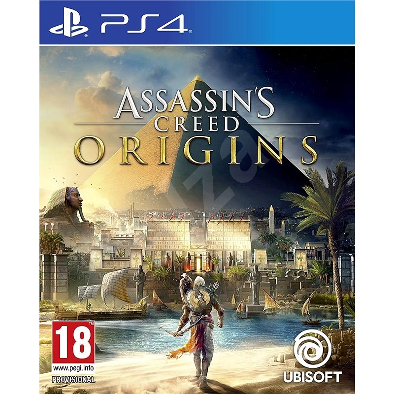 Assassin's Creed Origins - PS4 - Console Game