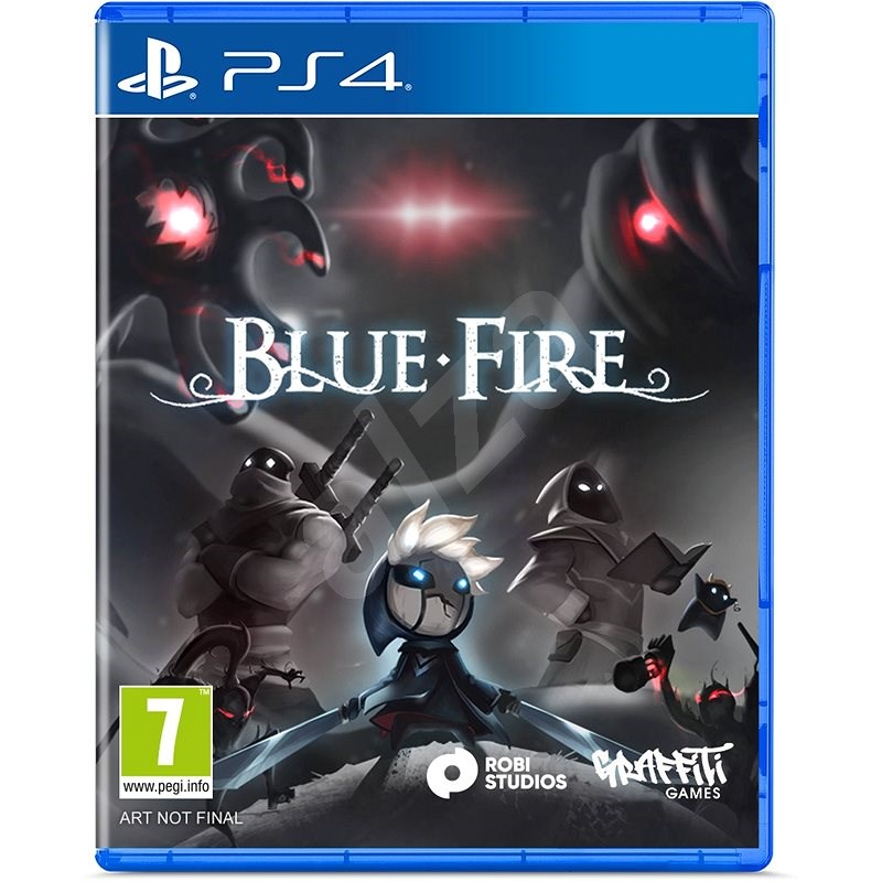 Blue Fire - PS4 - Console Game