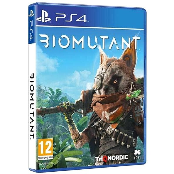 Biomutant - PS4 - Console Game