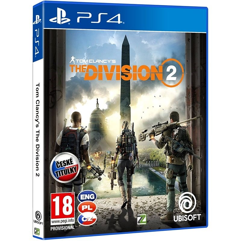 Tom Clancy's The Division 2 - PS4 - Console Game