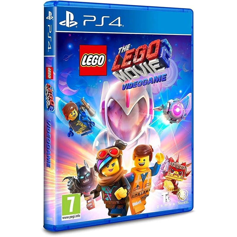 LEGO Movie 2 Videogame - PS4 - Console Game