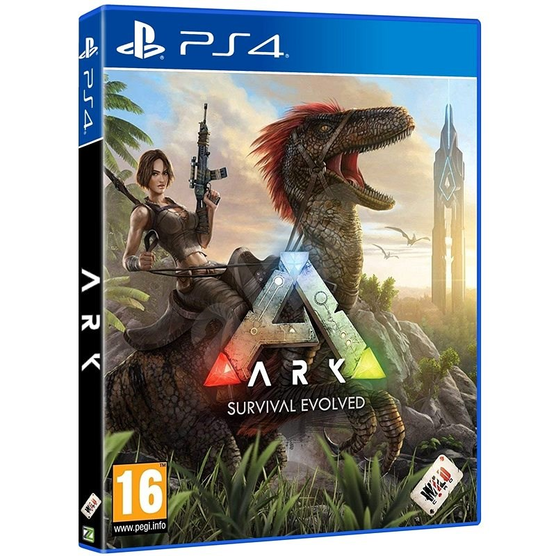 ARK: Survival Evolved - PS4 - Console Game