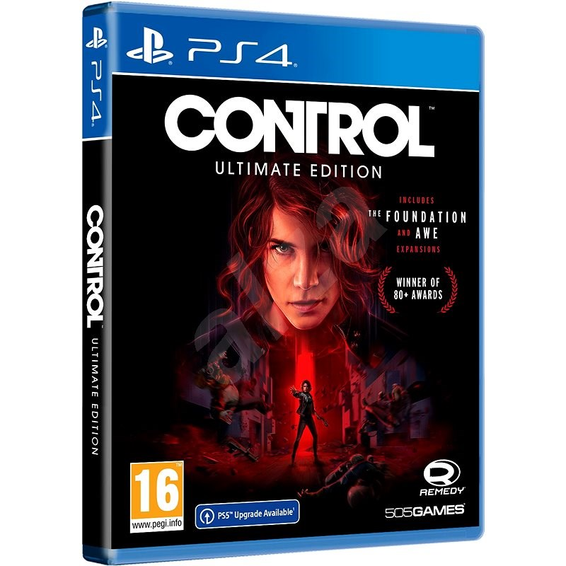 Control Ultimate Edition - PS4 - Console Game