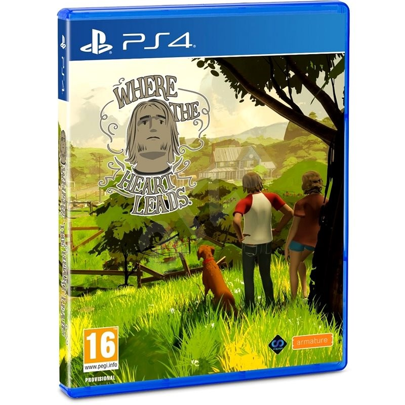 Where the Heart Leads - PS4 VR - Console Game | Alzashop.com