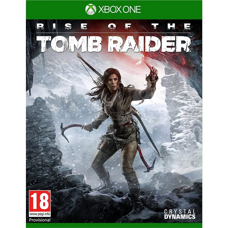 Rise of the Tomb Raider: 20 Year Celebration - Xbox One Digital - Console Game