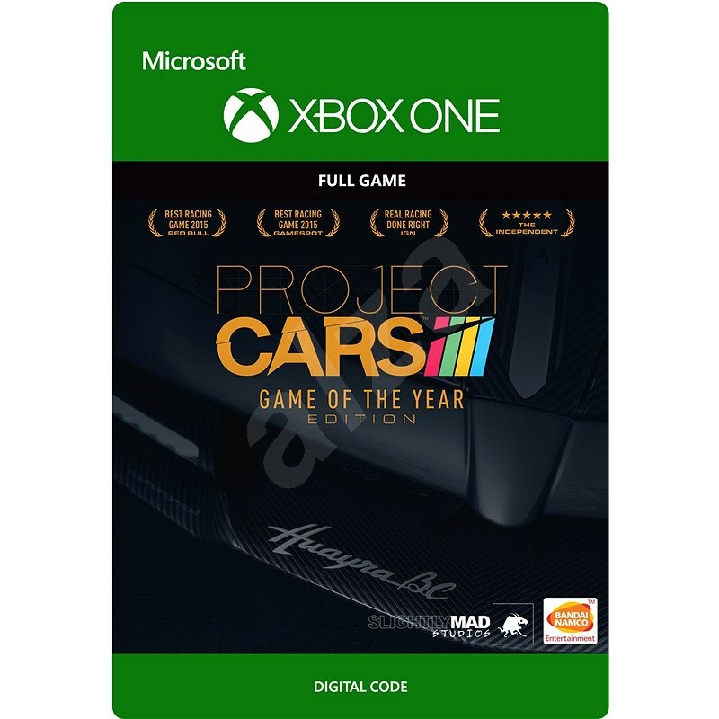 Project CARS Game of the Year Edition -  Xbox Digital - Console Game