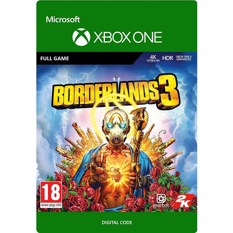 Borderlands 3 - Xbox One Digital - Console Game