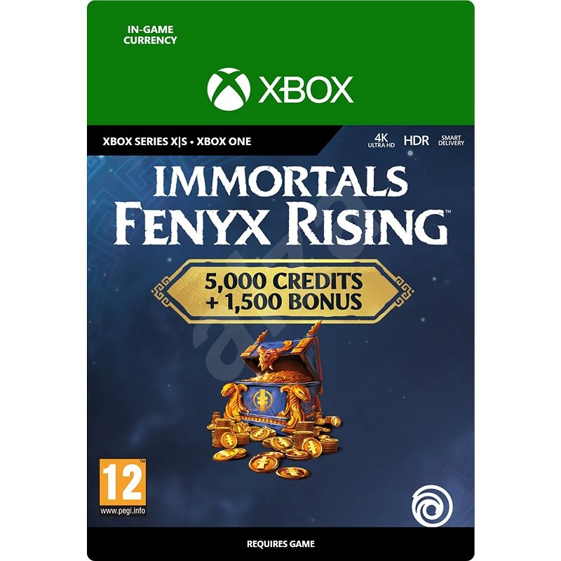 Immortals: Fenyx Rising - Overflowing Credits Pack (6500) - Xbox Digital - Gaming Accessory