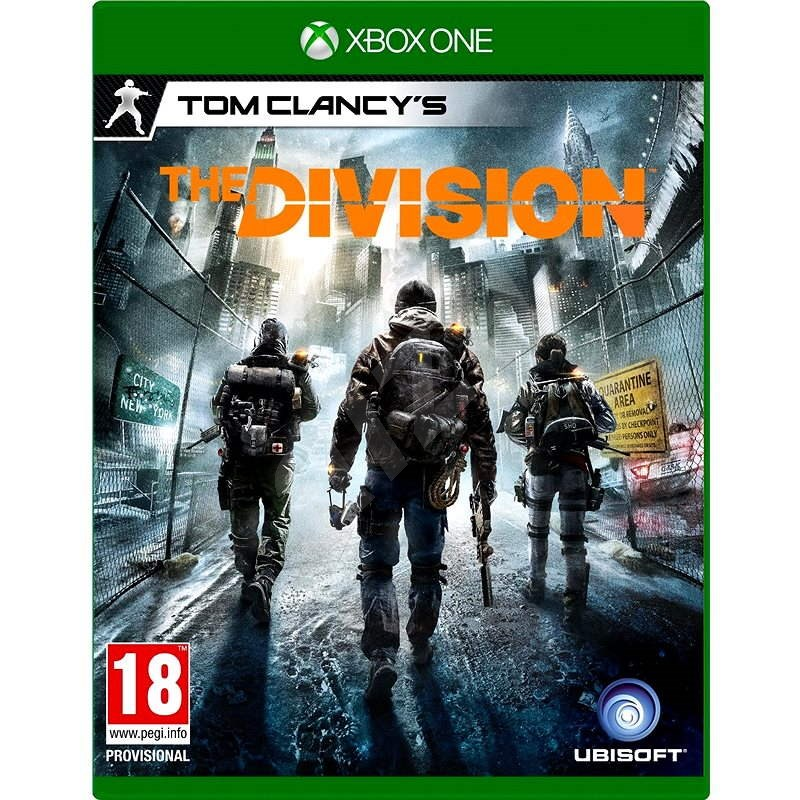 Tom Clancy's The Division - Xbox One - Console Game