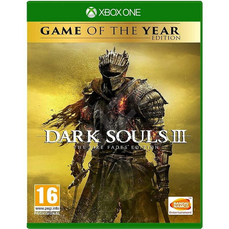 Dark Souls III: The Fire Fades Edition (GOTY) - Xbox One - Console Game