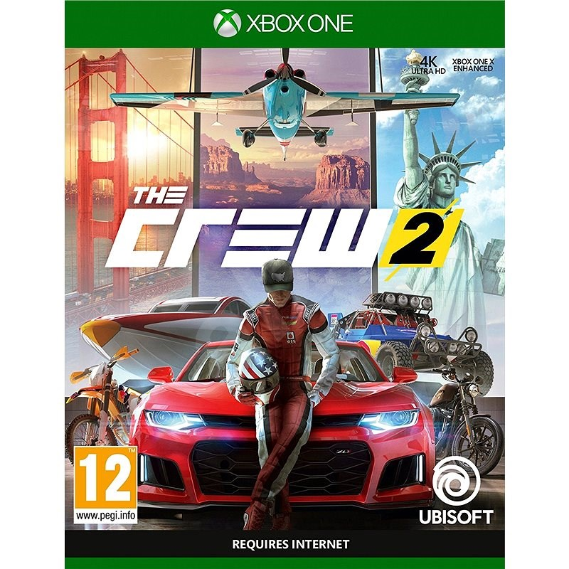 The Crew 2 - Xbox One - Console Game