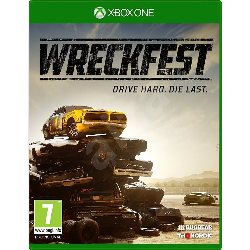 Wreckfest - Xbox One - Console Game