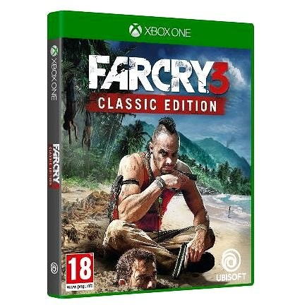 Far Cry 3 Classic Edition - Xbox One - Console Game