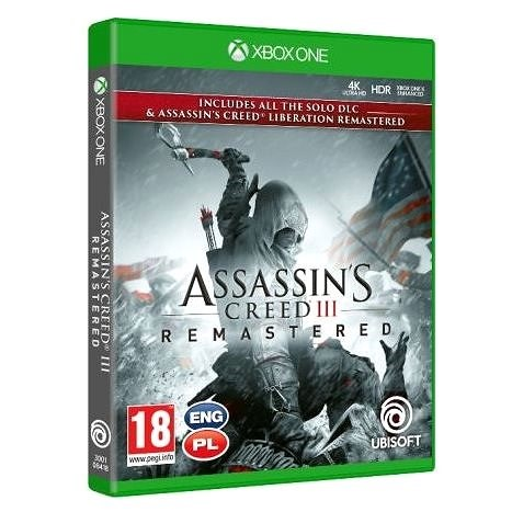 Assassin's Creed 3 + Liberation Remaster - Xbox One - Console Game