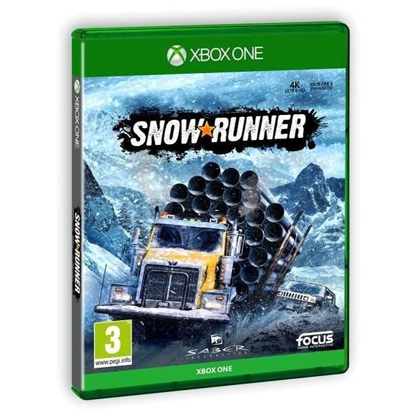 SnowRunner - Xbox One - Console Game