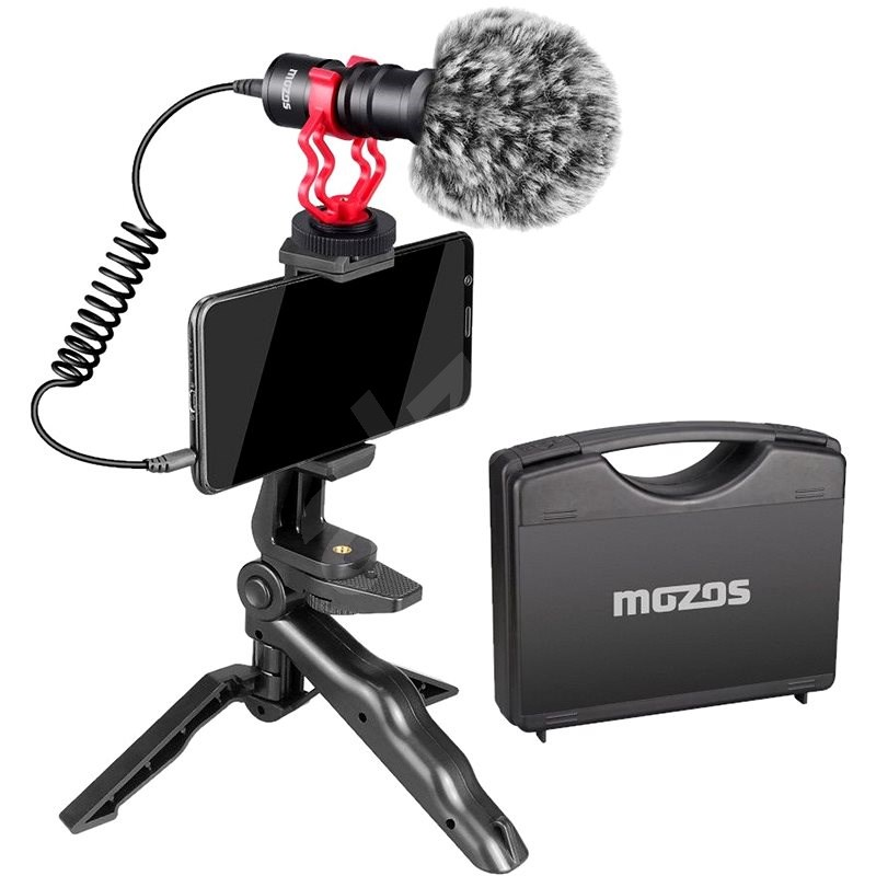 MOZOS MKIT-600PRO - Microphone