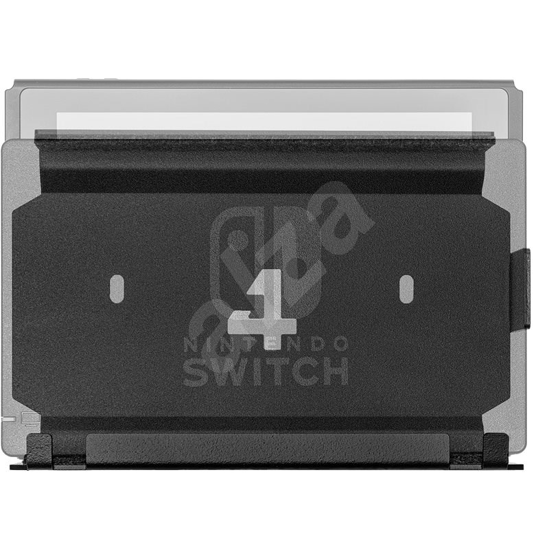 4mount - Wall Mount for Nintendo Switch Black - Wall Mount