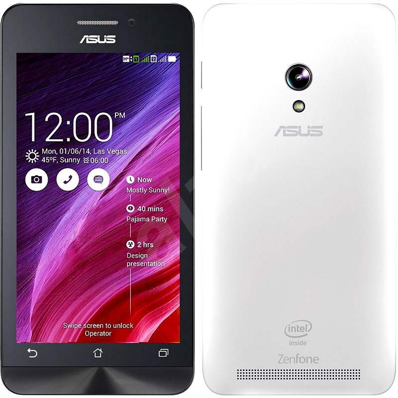 ASUS ZenFone 4 A450CG white  - Mobile Phone