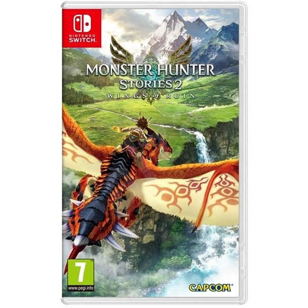 Monster Hunter Stories 2: Wings of Ruin - Nintendo Switch - Console Game