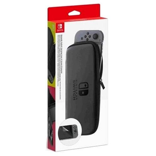 Nintendo Switch Carrying Case & Screen Protector - Nintendo Switch Case