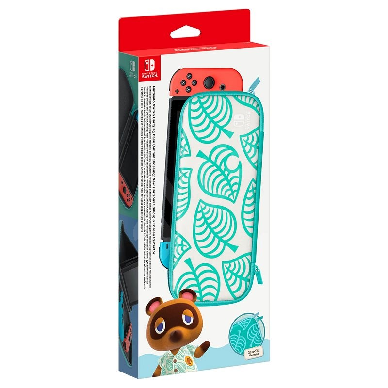Nintendo Switch Carry Case - Animal Crossing Edition - Nintendo Switch Case