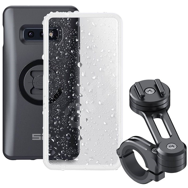 SP Connect Motorcycle Bundle for Samsung Galaxy S10e - Mobile Phone Holder
