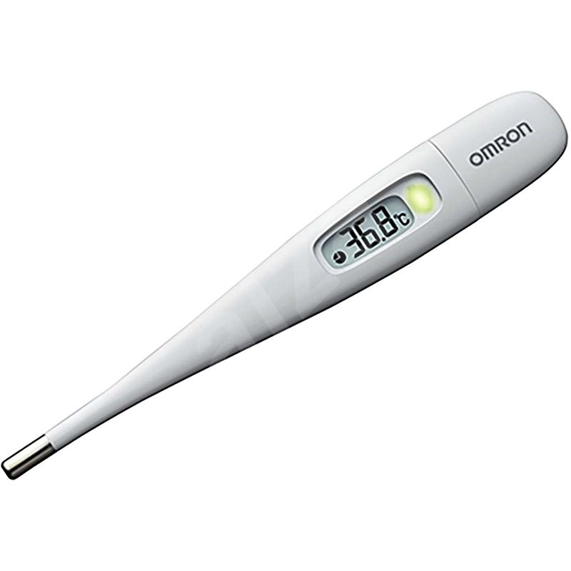 Omron Eco-Temp Intelli IT, with audio connection to Omron Connect - Thermometer