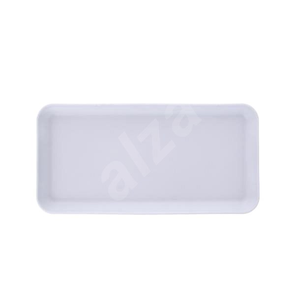 Orion Tray UH Rectangle 29,5x15cm WHITE - Tray