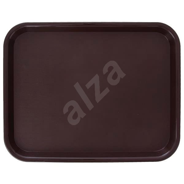 Orion Tray UH Rectangle 45,5x35,5cm BROWN - Tray