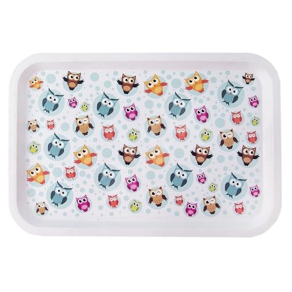 Orion UH Serving Tray 30,5x21cm Toya-Small Owl - Tray