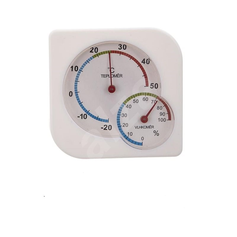 UH Thermometer with Hygrometer - Thermometer