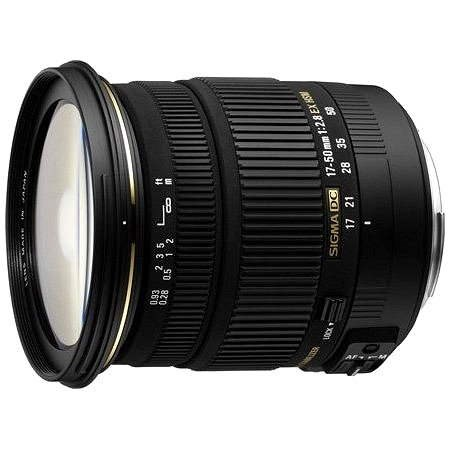SIGMA 17-50mm F2.8 EX DC OS HSM for Sony - Lens