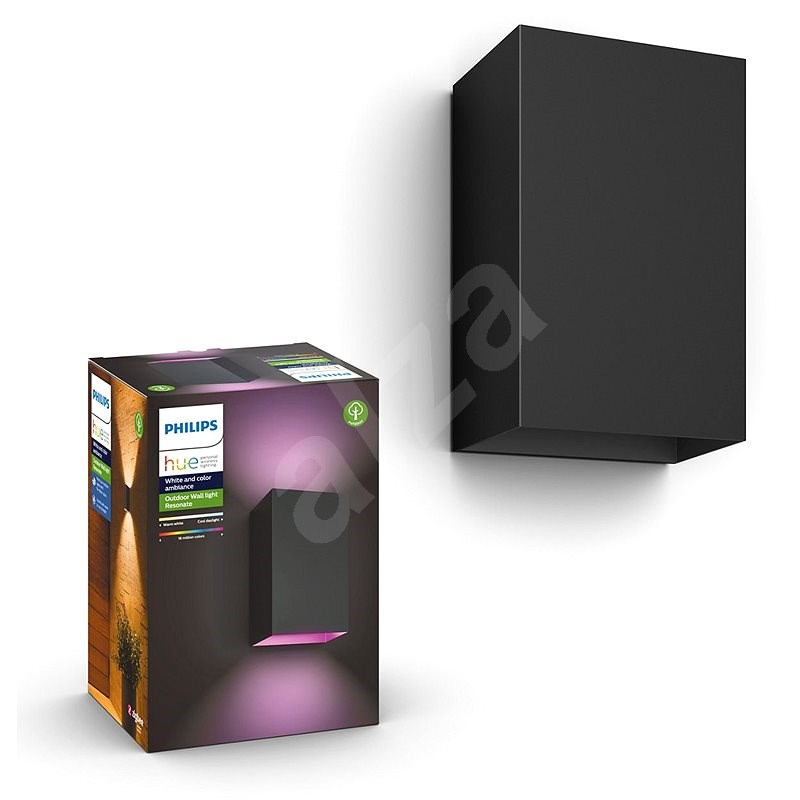 Philips Hue White and Color Ambiance Resonate 17464/30/P7 - Wall Lamp