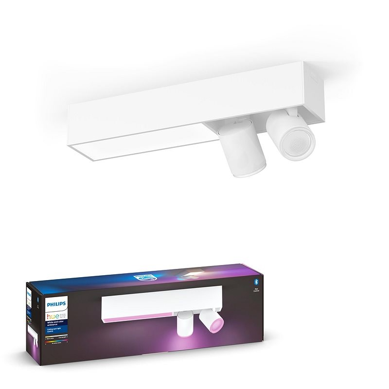 Philips Hue White and Color Ambiance Centris 2L Ceiling White 50610/31/P7 - Ceiling Light